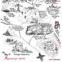 Manuscript Earth by Jason McDermott