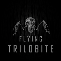 Flying Trilobite logo by Glendon Mellow